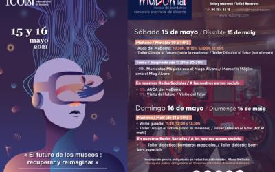 El Muboma celebra el Día Internacional de los Museos el 15 y 16 de mayo