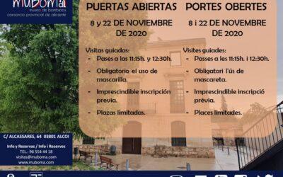 Puertas Abiertas noviembre 2020