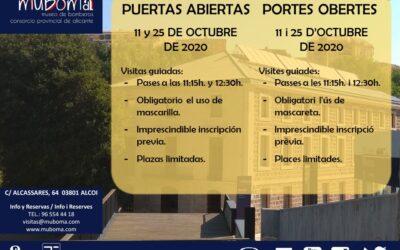 Puertas Abiertas octubre 2020