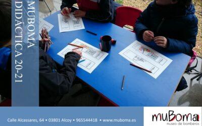 Didáctica muBoma curso 2020/21